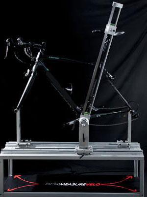 Misurazione bicicletta
