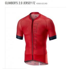 Maglia Castelli Climber's 2.0 Rossa