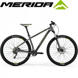 "Mtb Merida Big Nine 300 Silk Anthr/Green 29"""