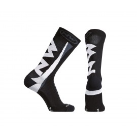 Calze Invernali Northwave Extreme Winter High Nero Bianco